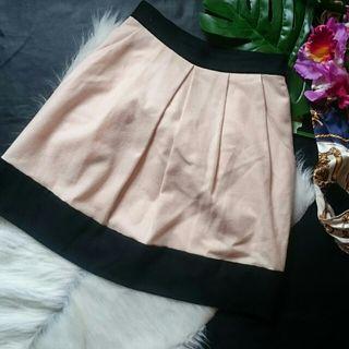 美品!debutdefioe×レセパセ配色×春色スカート