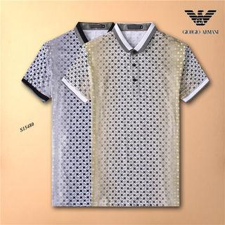 新品 ARMANI Tシャツ ハンサム 2色在庫 国内発送