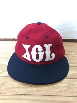 x-girlEBBETS FIELD CAP!!コラボ!