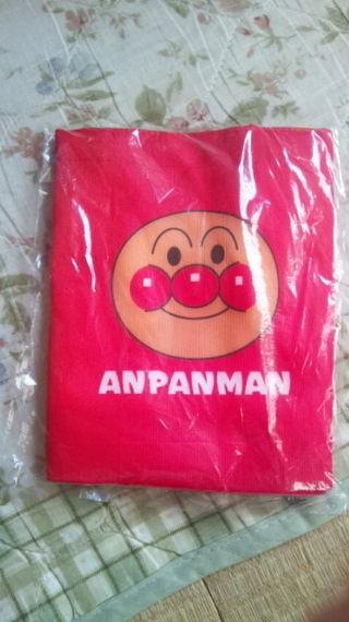 アサヒ飲料アンパンマンバッグ非売品