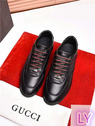 大人気商品!Gucci  メンズ革靴