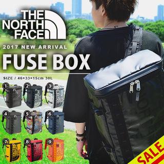 【送料無料】ザ・ノースフェイスBC FUSE BOX 30L