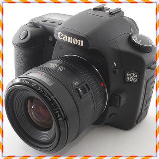 ☆★高速連写 タフな頑強ボディ Canon EOS 30D