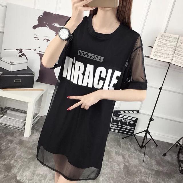 韓国系 ストリート系 ビックTシャツ(ノーブランド ) - フリマアプリ&サイトShoppies[ショッピーズ]