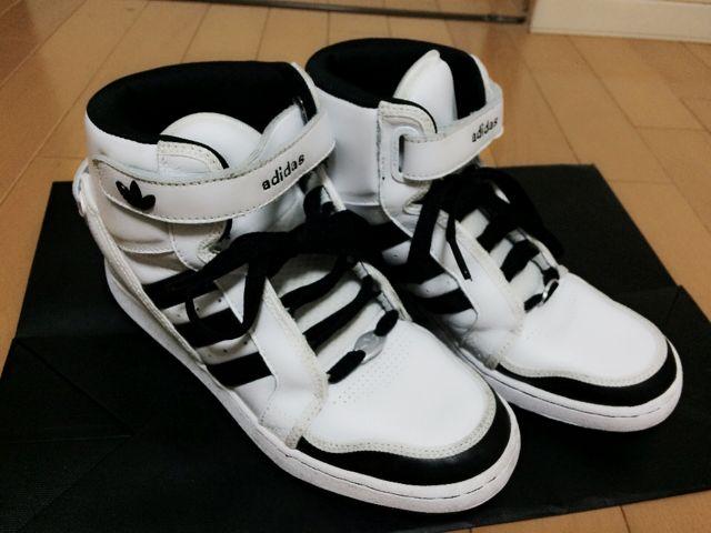 adidas originals スニーカー ハイカット