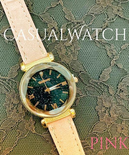 売れ筋レディース腕時計お洒落ピンク最安値セール
