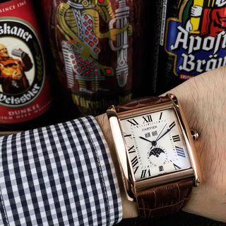 高品質 Cartier Tank 人気 機械腕時計