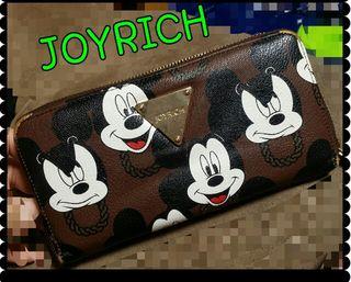 JOYRICH ミッキー財布