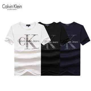 CK メンズTシャツ 3色選択 多サイズ