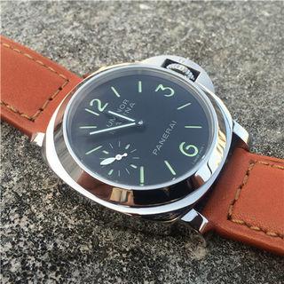 人気腕時計 パネライ 手巻き 直経42mm