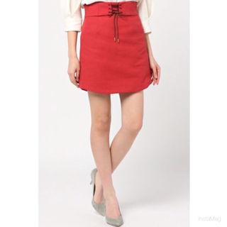 今季台形スカート