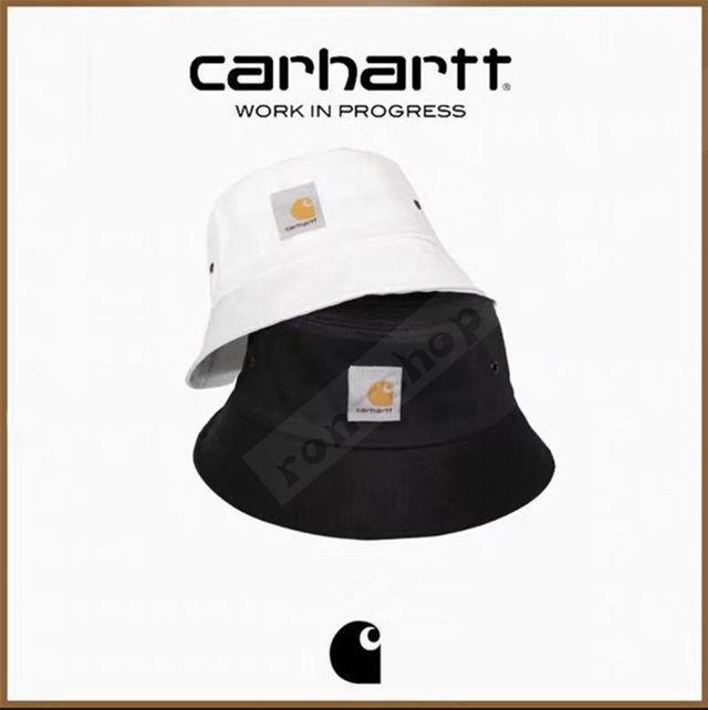 カーハート バケットハット ホワイト(carhartt(カーハート) ) - フリマアプリ&サイトShoppies[ショッピーズ]