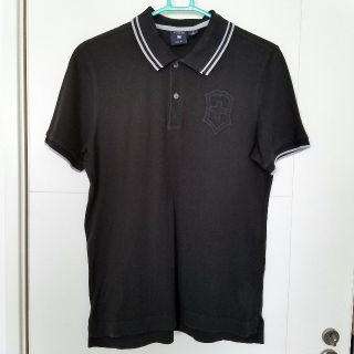 ビクトリノックス 半袖 ポロシャツ M 黒 メンズ