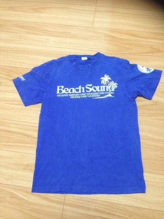 ビーチサウンドTシャツ