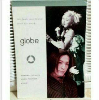 激レア!globeメモパッド便箋