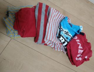 サイズ80 ロンT 長袖Tシャツ