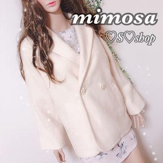 mimosa ビジューコート 失恋ショコラティエ