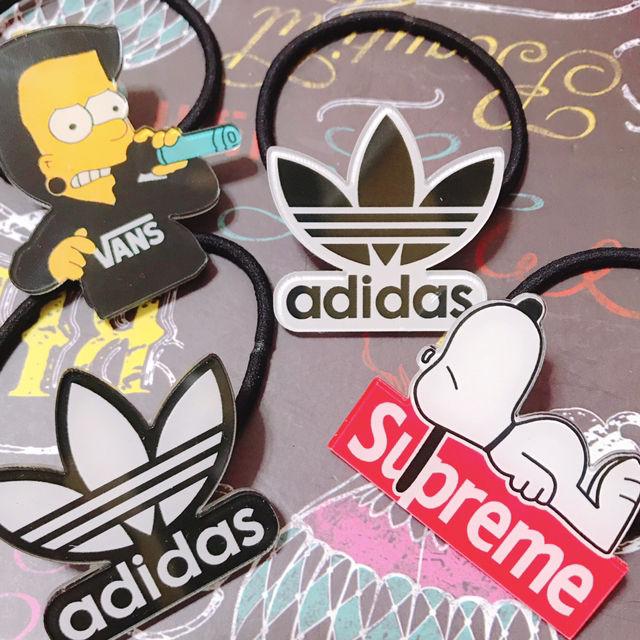 ヘアゴムset(adidas Originals(アディダスオリジナルス) ) - フリマアプリ&サイトShoppies[ショッピーズ]