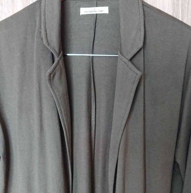 #薄手羽織物 #ロングジャケット