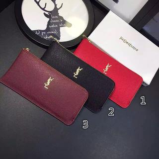 3色 サンローラン 財布