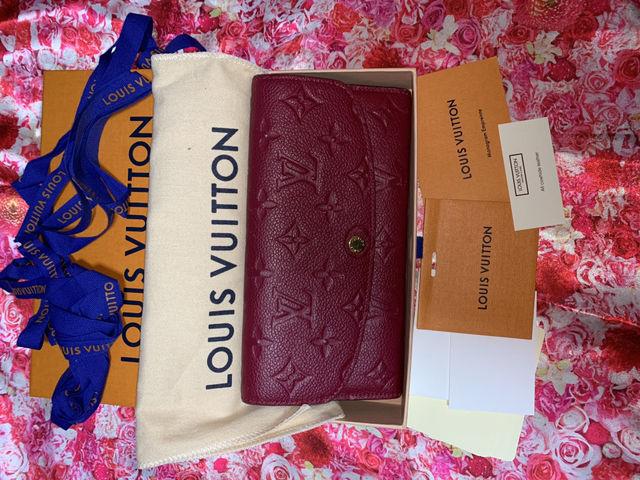ルイヴィトン 財布(Louis Vuitton(ルイ・ヴィトン) ) - フリマアプリ&サイトShoppies[ショッピーズ]
