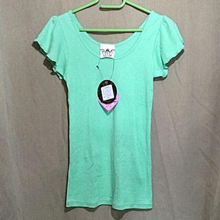 新品  タグ付き   indio  Tシャツ