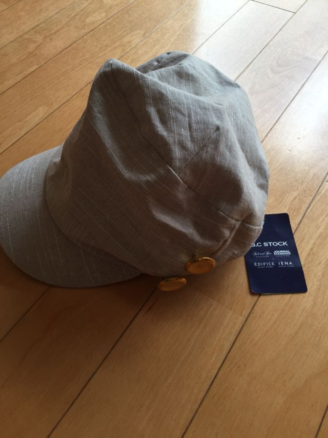 新品 送料無料 キャスケット 帽子 ハット シンプリシテェ - フリマアプリ&サイトShoppies[ショッピーズ]