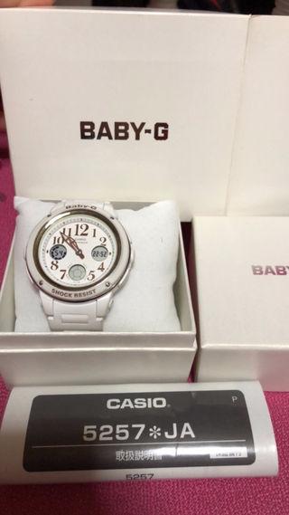 ベビージー腕時計