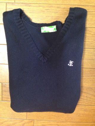 ロコネイル 制服 紺 セーター