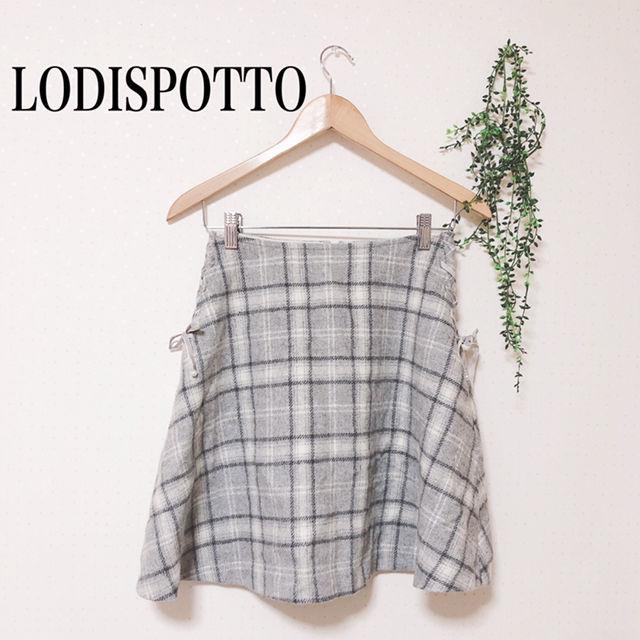 LODISPOTTOサイドリボンスカート(LODISPOTTO(ロディスポット) ) - フリマアプリ&サイトShoppies[ショッピーズ]
