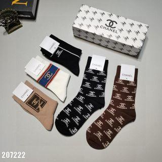 5点セ。ット!超美品・人気の靴下X95
