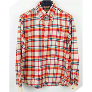 SOPHNETネルシャツ