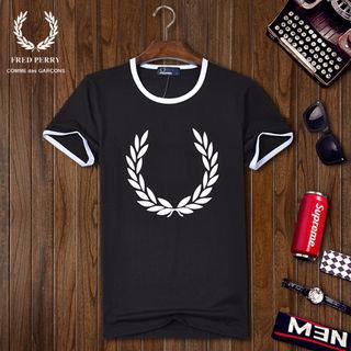 2017夏新作袖Tシャツ メンズ 5色FPTX-022