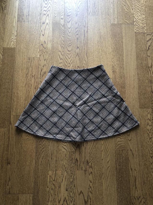 dazzlinチェック柄スカート