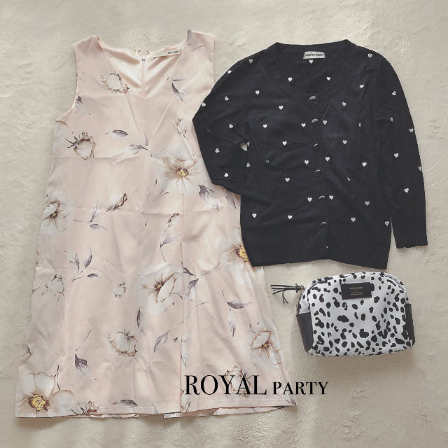 ROYAL PARTYコーデ2点セット
