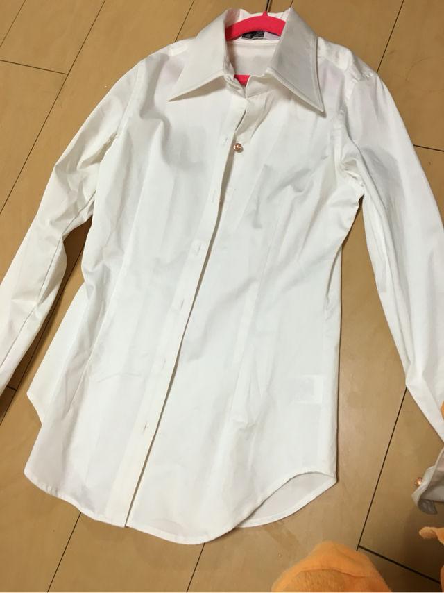 Redy鬼くびれ白シャツS最終値下げ