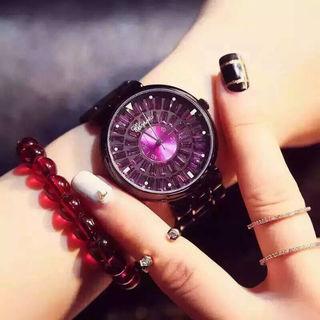 【国内発送】送料無料 ショパール  腕時計 超人気