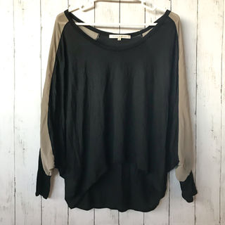 BLACK by moussy カットソー