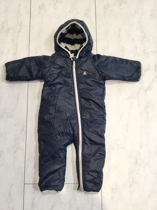 Baby Gap リバーシブルジャンプスーツ