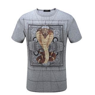 超人気 ヴェルサーチ 新品Tシャツ 3色 国内発送