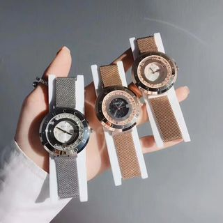 CHANEL 人気美品 可愛い腕時計 ウォッチ 3色可選