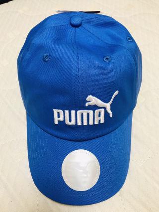 PUMA ユニセックスキャップ.  大人気.  残りわずか