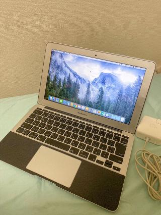 MacBook air 11インチ Late2010