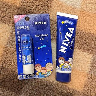 【新品】限定デザイン ニベア リップ&ハンドクリーム