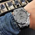 「激売れ」オーデマピゲ 腕時計全自動機械式 黒白青?