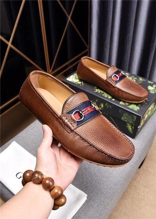 グッチCC靴アシックス商事 紳士靴 ビジネスシューズ 革靴