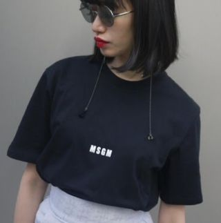MSGM Tシャツ国内発送