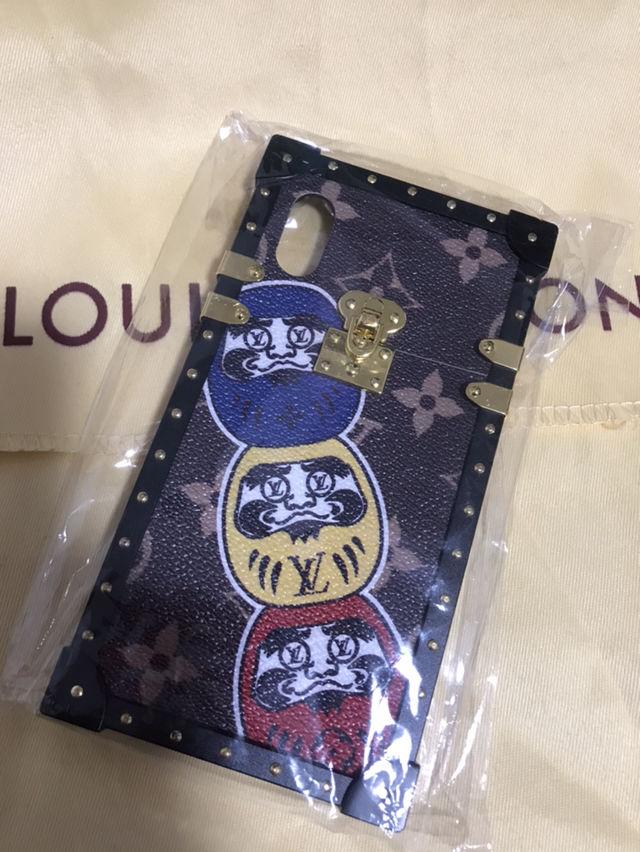 ルイヴィトン iPhone ケース(Louis Vuitton(ルイ・ヴィトン) ) - フリマアプリ&サイトShoppies[ショッピーズ]