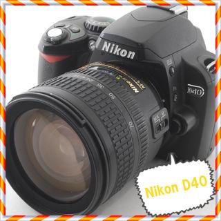 ☆★一眼レフ入門♪インスタ撮影☆ ニコン Nikon D40