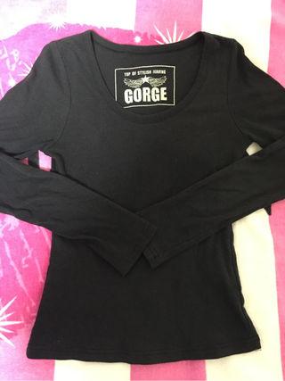 GORGEロンT黒